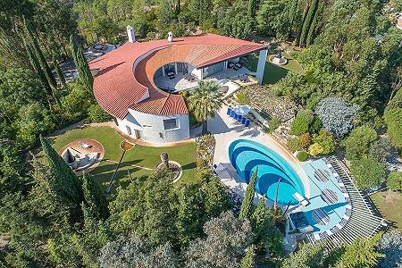 5 bedroom villa for sale, Mandelieu La Napoule, Cannes, Cote d'Azur French Riviera