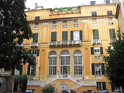 4 bedroom apartment for sale, Via Roma, Genoa, Liguria