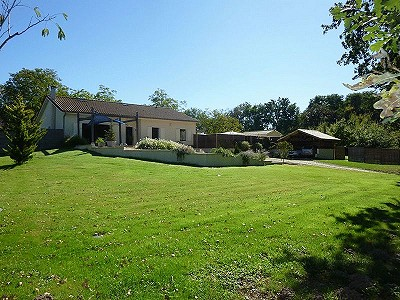 3 bedroom house for sale, Riberac, Dordogne, Aquitaine
