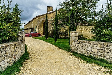 6 bedroom farmhouse for sale, Pellegrue, Gironde, Aquitaine