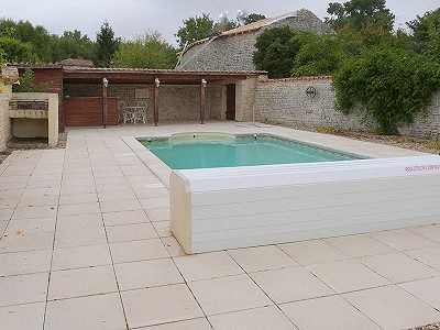 5 bedroom house for sale, Saint Jean D'angely, Charente-Maritime, Poitou-Charentes