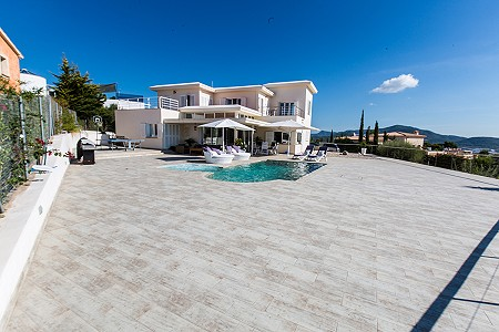 5 bedroom villa for sale, Santa Ponsa, South Western Mallorca, Mallorca