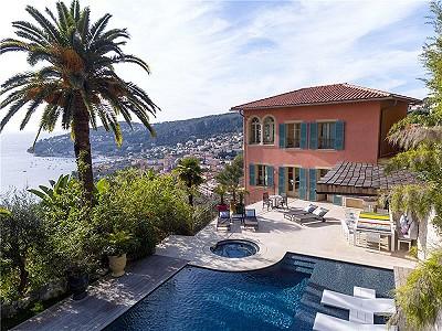 7 bedroom villa for sale, Villefranche Sur Mer, Villefranche, Cote d'Azur French Riviera