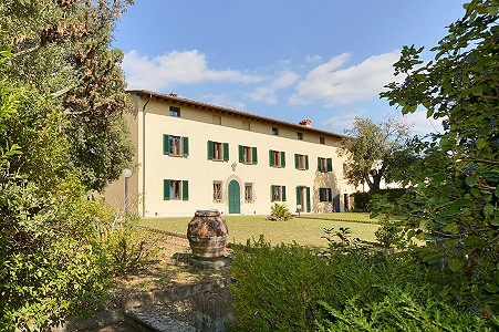7 bedroom villa for sale, Pistoia, Tuscany