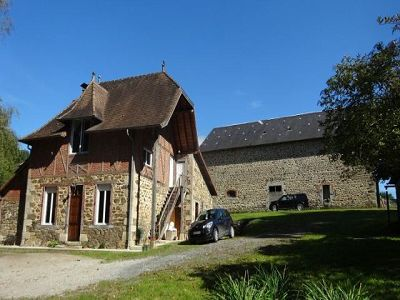 5 bedroom farmhouse for sale, Limousin, Haute-Vienne, Limousin