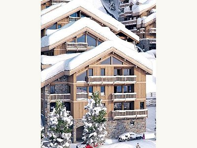 5 bedroom apartment for sale, Courchevel 1650, Savoie, Rhone-Alpes