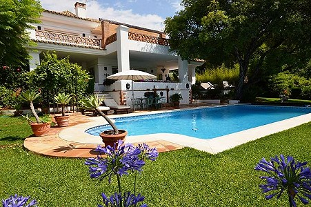 4 bedroom villa for sale, Altos Reales, Marbella, Malaga Costa del Sol, Andalucia