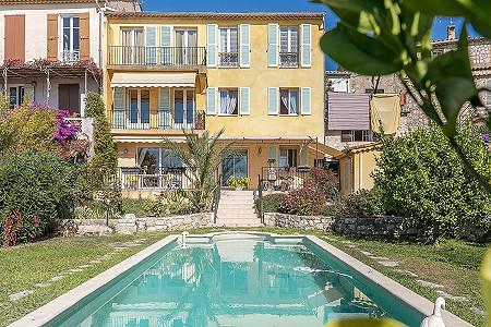 5 bedroom villa for sale, Vence, Grasse, Cote d'Azur French Riviera