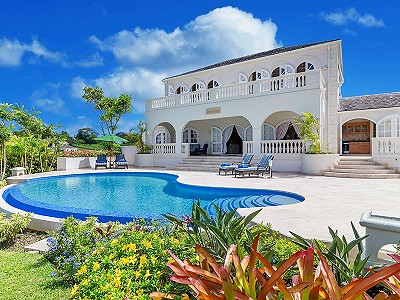 6 bedroom villa for sale, Royal Westmoreland, Saint James