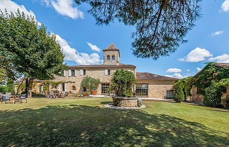 10 bedroom house for sale, Beaumont, Dordogne, Aquitaine