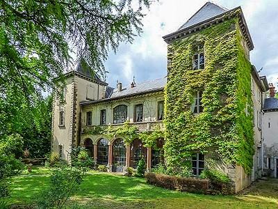 11 bedroom French chateau for sale, Aix Les Bains, Savoie, Rhone-Alpes