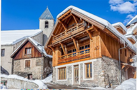 8 bedroom ski chalet for sale, Villard Reculas, Isere, Rhone-Alpes