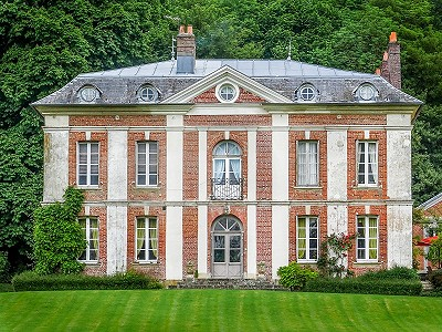 12 bedroom French chateau for sale, La Vespiere, Calvados, Lower Normandy
