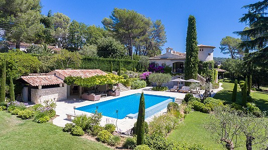 6 bedroom villa for sale, Mougins, Cote d'Azur French Riviera