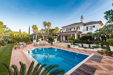 4 bedroom villa for sale, Quinta do Lago, Algarve