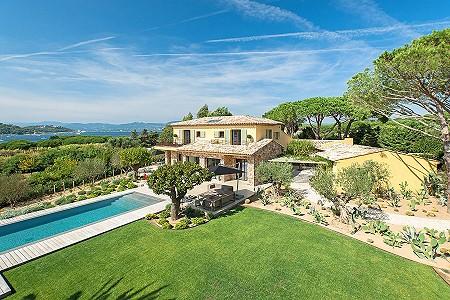6 bedroom villa for sale, Les Parcs, Saint Tropez, St Tropez, French Riviera