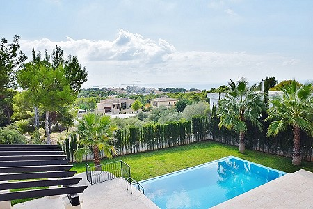 Image 2 | 4 bedroom villa for sale with 1,145m2 of land, Santa Ponsa, South Western Mallorca, Mallorca 203719