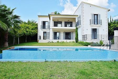 Image 3 | 4 bedroom villa for sale with 1,145m2 of land, Santa Ponsa, South Western Mallorca, Mallorca 203719