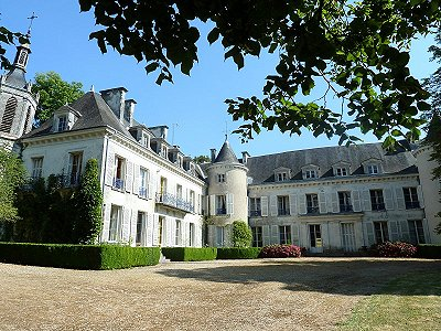 12 bedroom French chateau for sale, Loches, Indre-et-Loire, Loire Valley