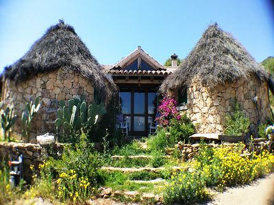 Luxury Eco Boutique Hotel for sale in enchanting setting in Sardinia