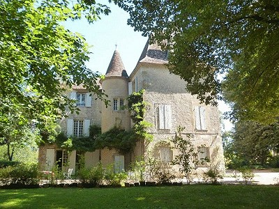 10 bedroom French chateau for sale, Pineuilh, Gironde, Aquitaine
