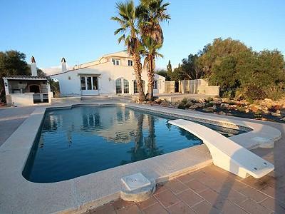 4 bedroom villa for sale, Son Tomeo, Alaior, Menorca