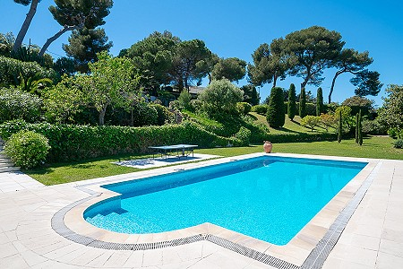 Image 4   6 bedroom villa for sale with 0.38 hectares of land, Cap d'Antibes, Antibes Juan les Pins, French Riviera 204417