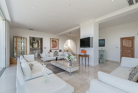 Image 6   6 bedroom villa for sale with 0.38 hectares of land, Cap d'Antibes, Antibes Juan les Pins, French Riviera 204417