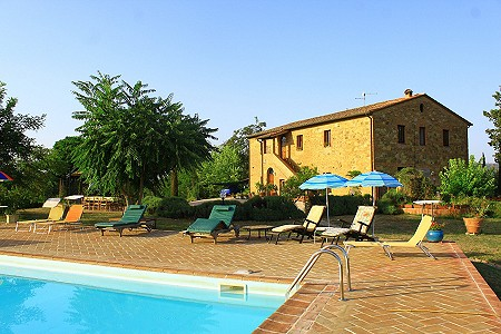 Image 1 | 8 bedroom farmhouse for sale with 1 hectares of land, Citta della Pieve, Perugia, Umbria 204446