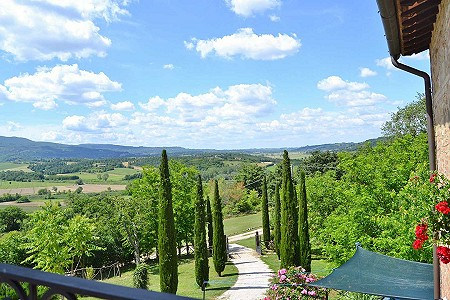 Image 6 | 8 bedroom farmhouse for sale with 1 hectares of land, Citta della Pieve, Perugia, Umbria 204446