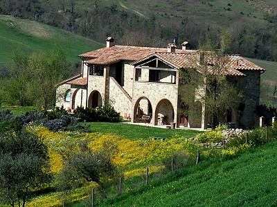 6 bedroom farmhouse for sale, Fabro, Terni, Umbria
