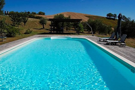 Image 2 | 6 bedroom farmhouse for sale with 3.5 hectares of land, Fabro, Terni, Umbria 204454