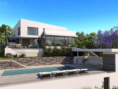 Image 3 | 4 bedroom villa for sale with 1,250m2 of land, Costa d'en Blanes, South Western Mallorca, Mallorca 204612