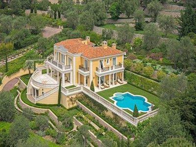 5 bedroom villa for sale, Villefranche sur Mer, Villefranche, French Riviera