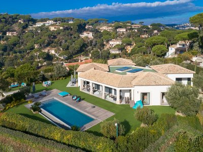 5 bedroom villa for sale, Sainte Maxime, French Riviera
