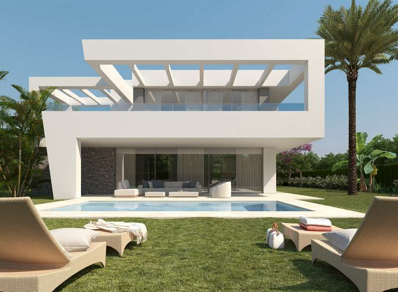 Villa rio real golf spain 205395 prestige property for New villa design