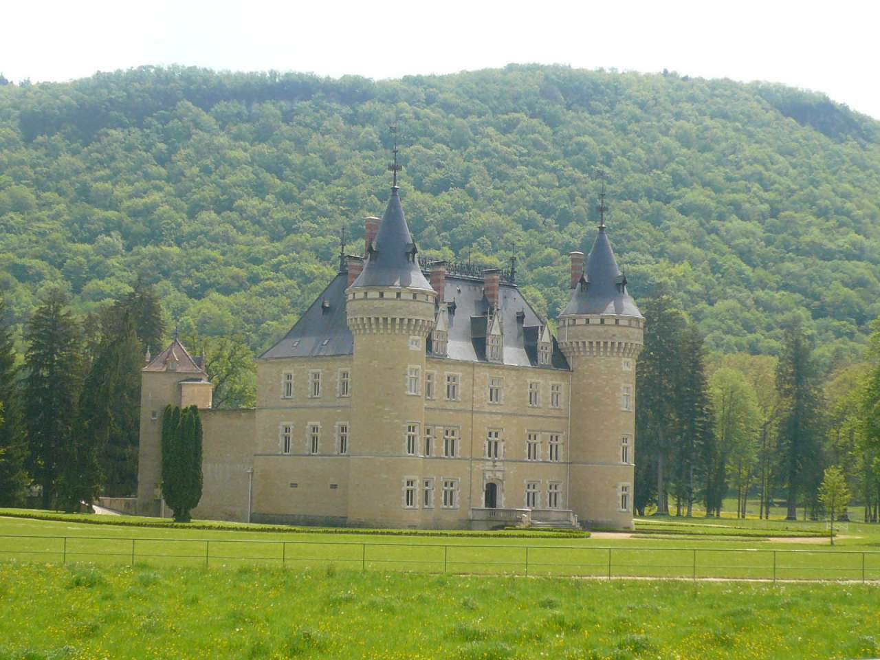 French chateau location withheld france 120200 for French chateau homes for sale