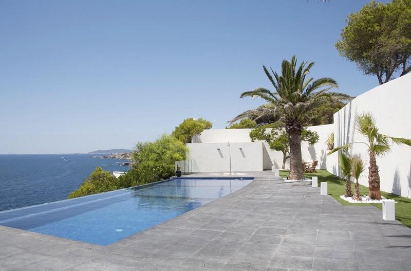 Villa roca llisa balearic islands 160813 prestige property group - Roca llisa ibiza ...