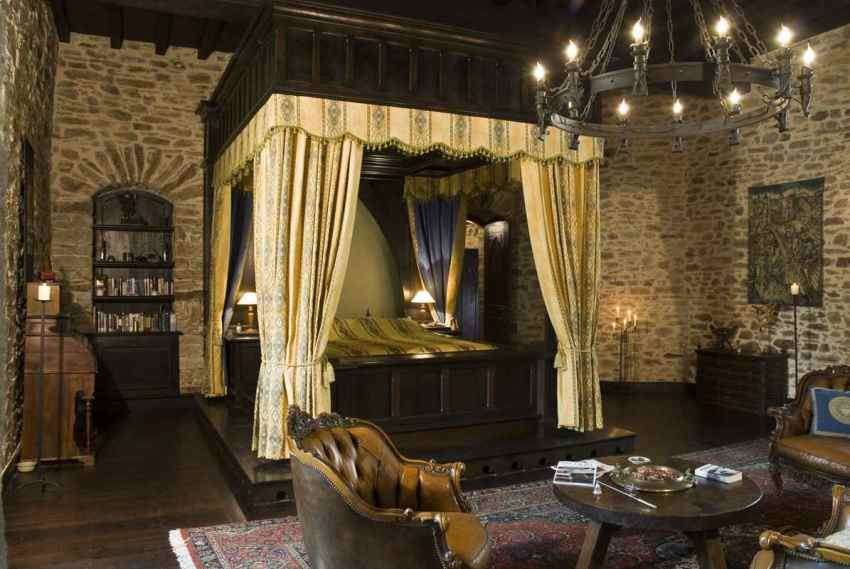 French chateau limousin france 168254 prestige property group - Castle room decore ...