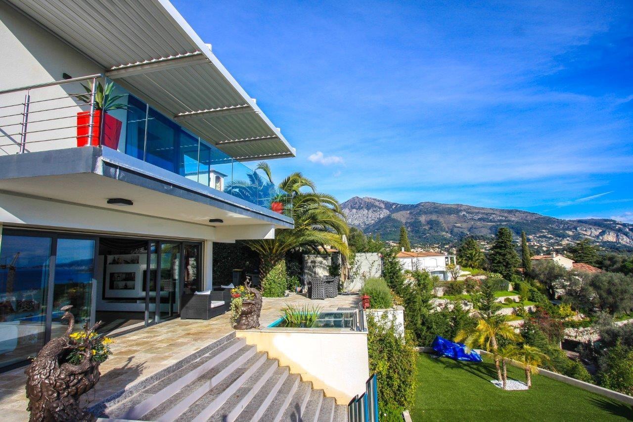 villa france menton 174975 prestige property group. Black Bedroom Furniture Sets. Home Design Ideas