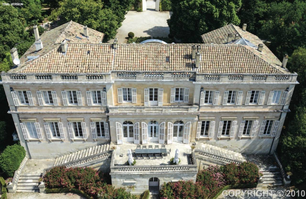 French chateau france carpentras 176597 prestige for French chateau homes for sale