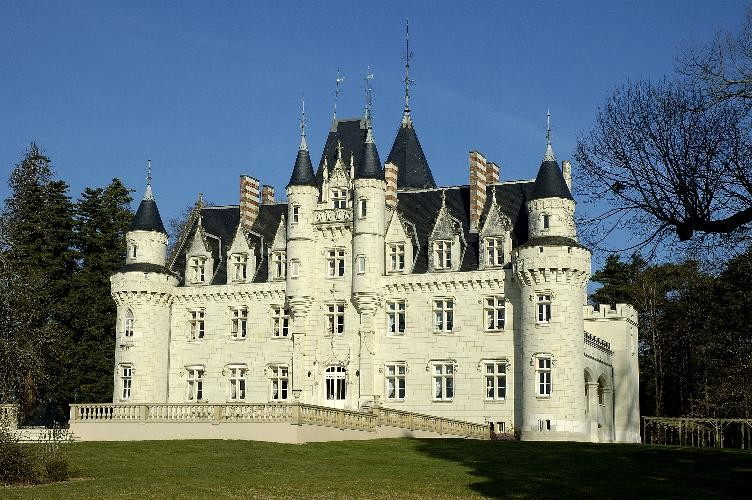 French Chateau Vienne France 182383 Prestige