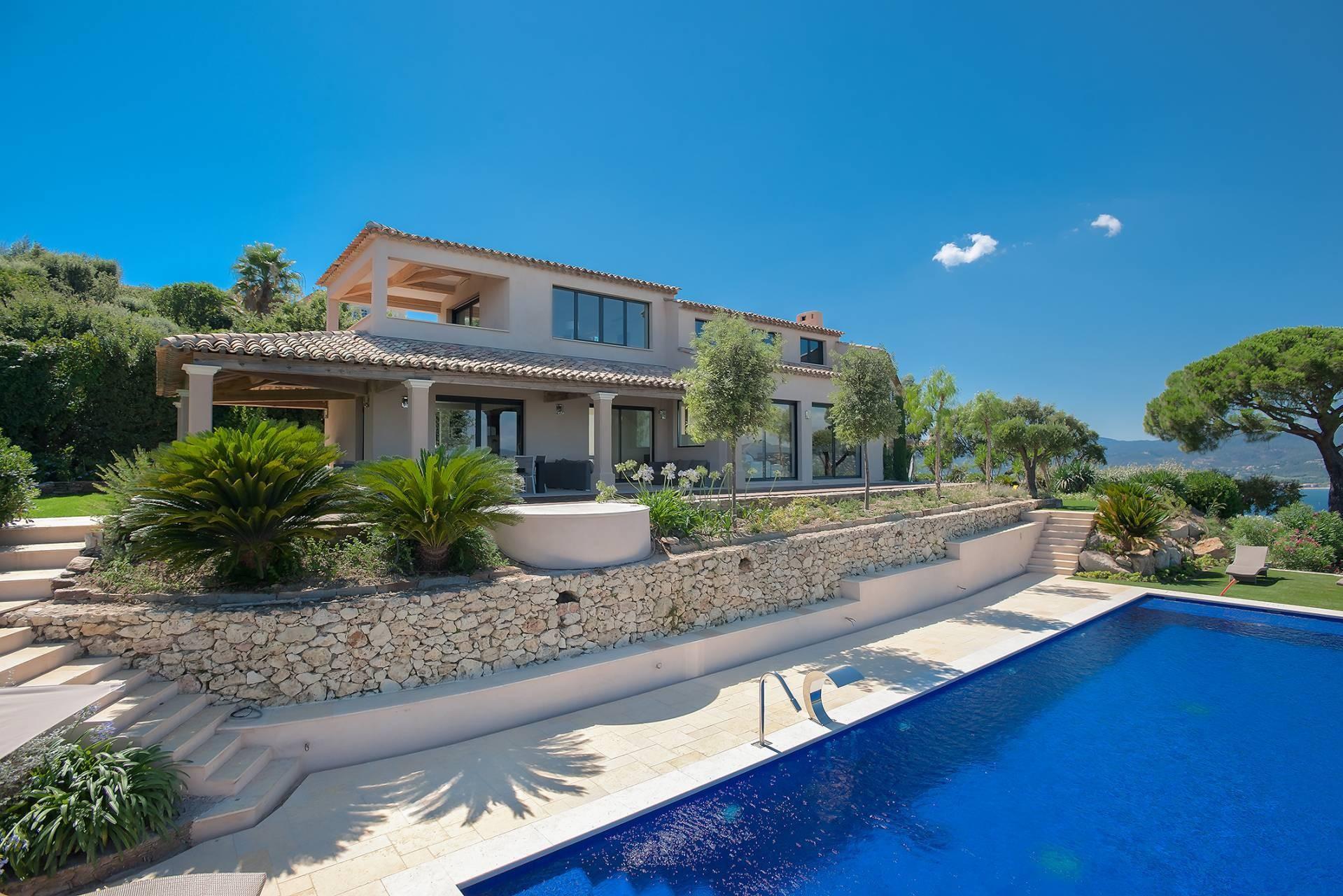 villa france gassin 182651 prestige property group. Black Bedroom Furniture Sets. Home Design Ideas