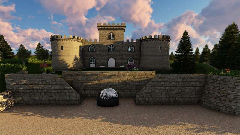 Castle Italy Pisa 191280 Prestige Property Group