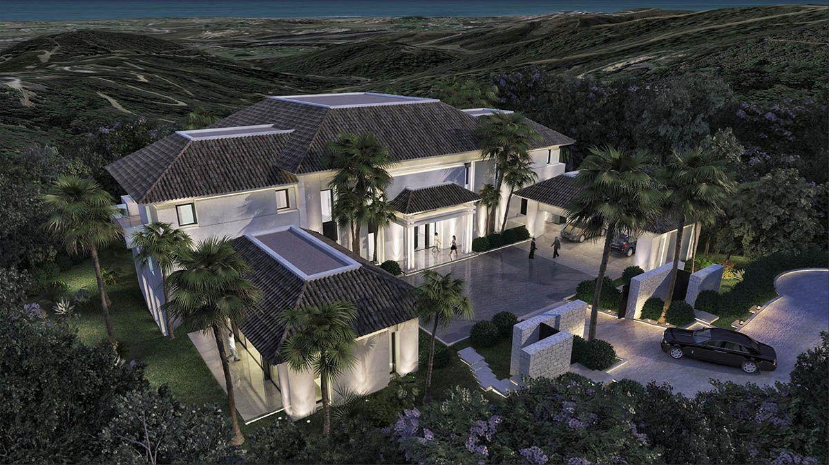 Villa la zagaleta golf spain 196483 prestige - Ambience home design marbella ...