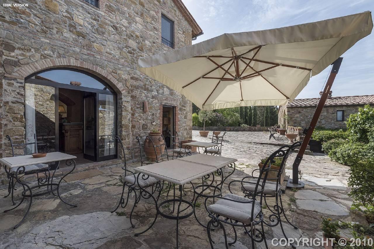 Villa castellina in chianti italy 201248 prestige for Tuscan view guest house