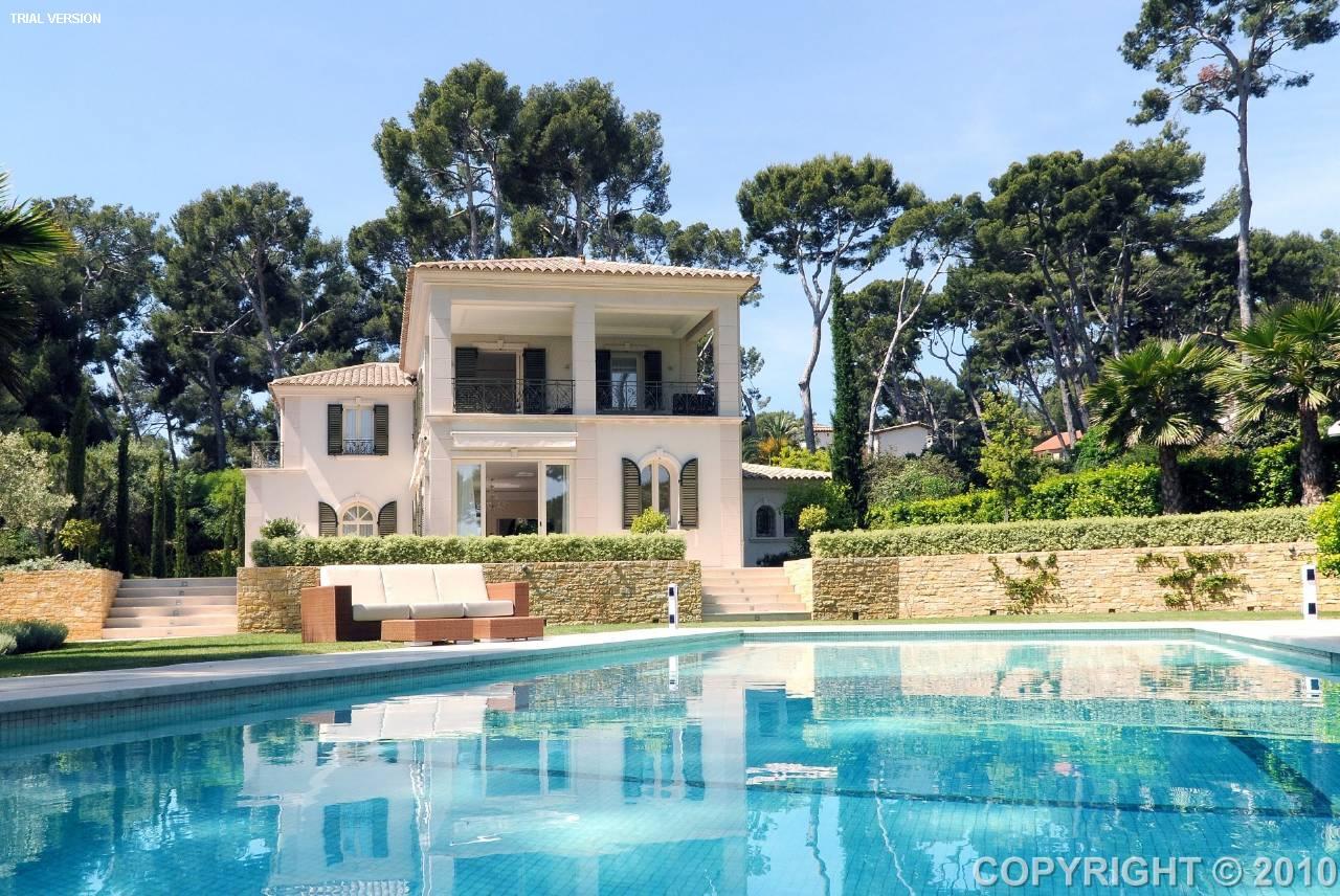 villa france cap d 39 antibes 204410 prestige property group. Black Bedroom Furniture Sets. Home Design Ideas