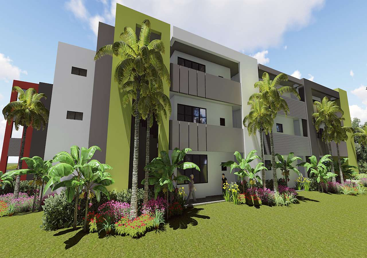 New Build Modern Apartment With 3 Bedrooms Accra Beach Rockley