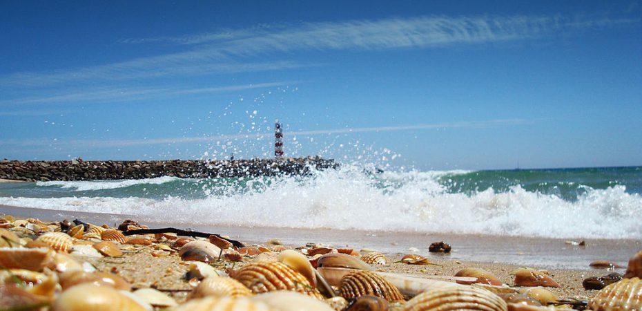 Faro Algarve shoreline near Prestige Property Group