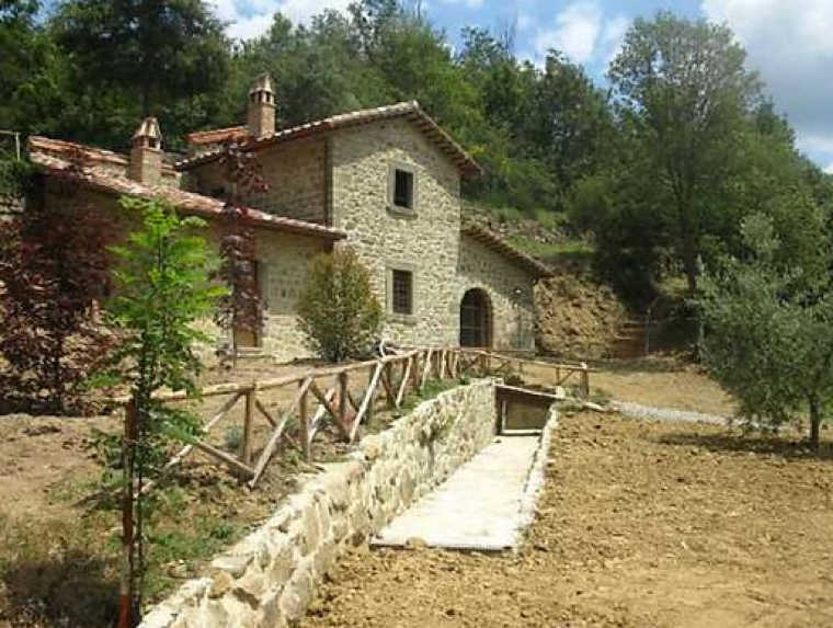 A 2-bedroom mill for sale in Cortona, Arezzo, Tuscany from Prestige Property